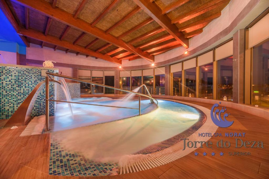 Hotel Spa Norat Torre Do Deza 4* Superior