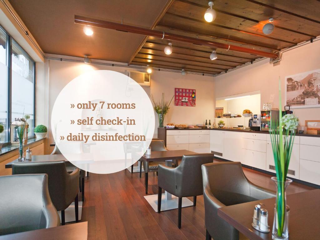 Ресторан / где поесть в Hotel Hofmann
