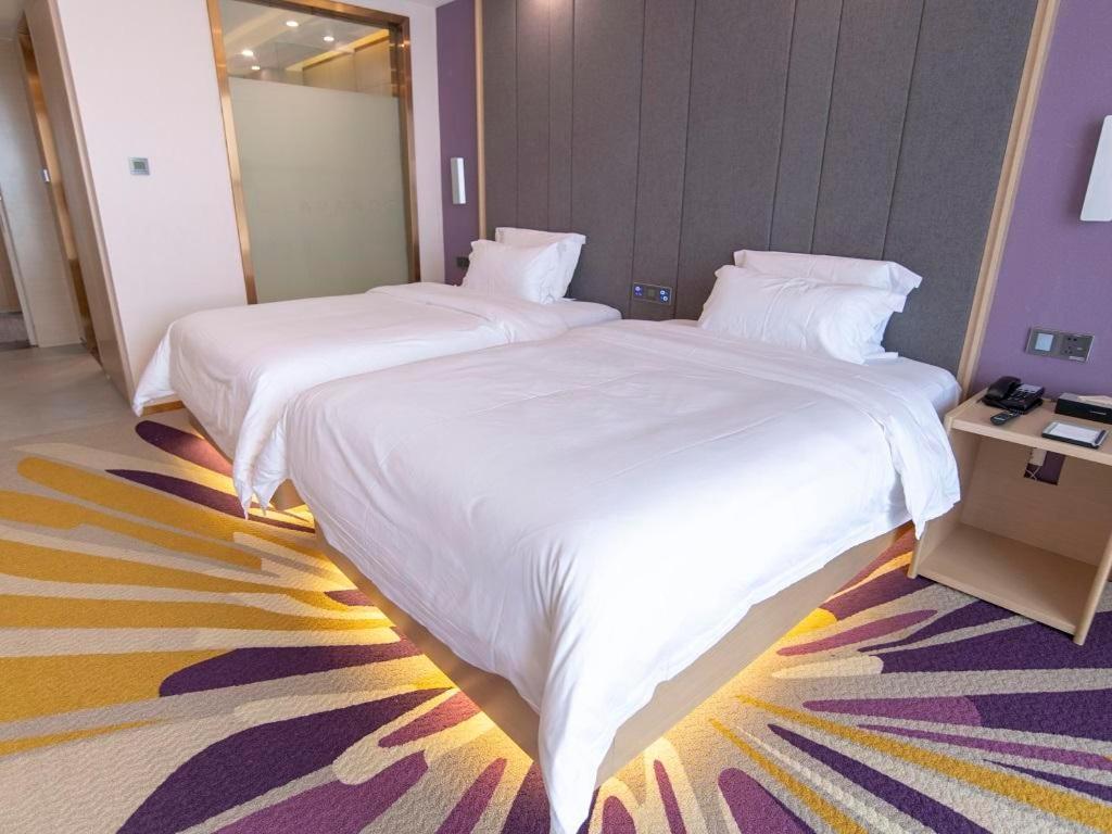 Lavande Hotel Bazhong Fortune Center
