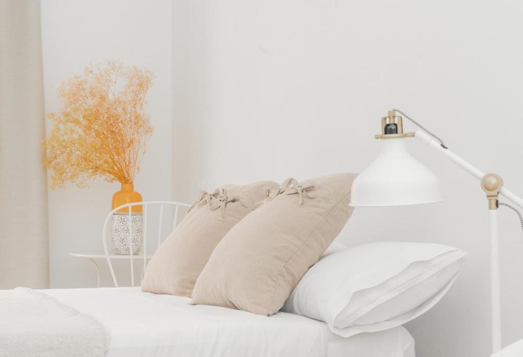 Letto o letti in una camera di Dulces Dreams Boutique Hotel