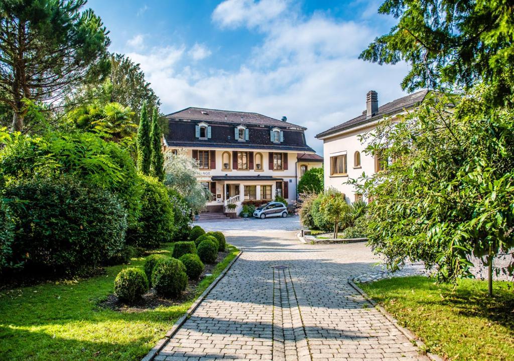Ermitage Montreux, Switzerland