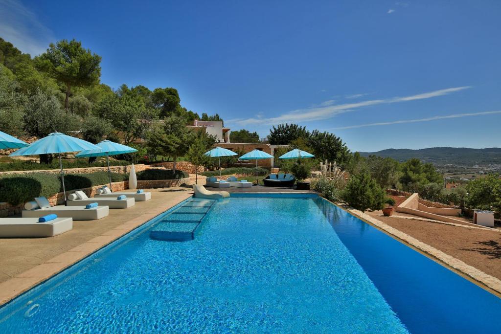 Rent This Luxury Villa With Private Pool Ibiza Villa 1017 San Antonio Updated 2021 Prices
