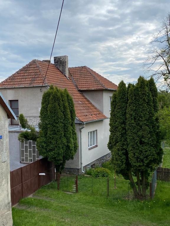Dvoupatrový dům pro 10 osob