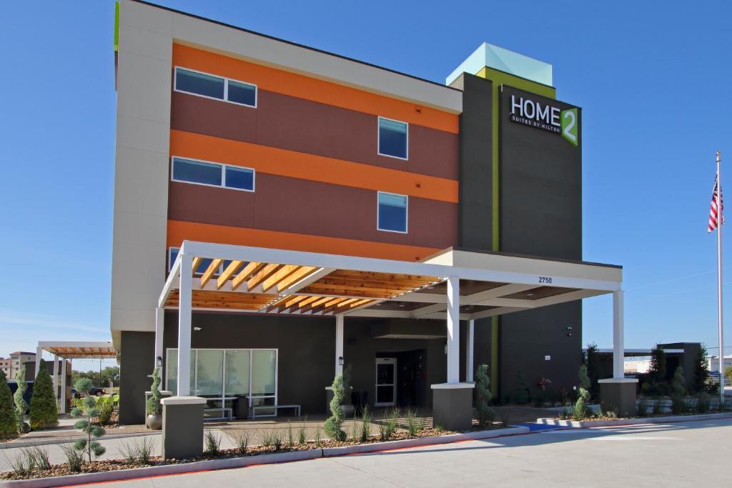 The Home2Suites by Hilton Port Arthur.