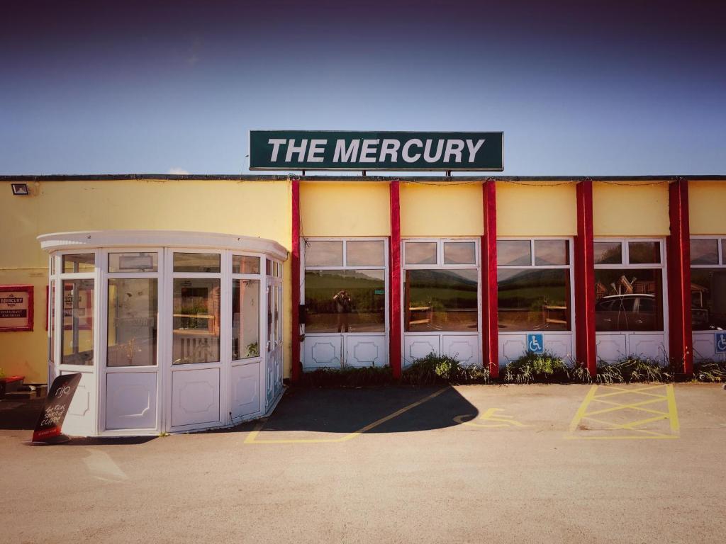 The Mercury Motel - Laterooms