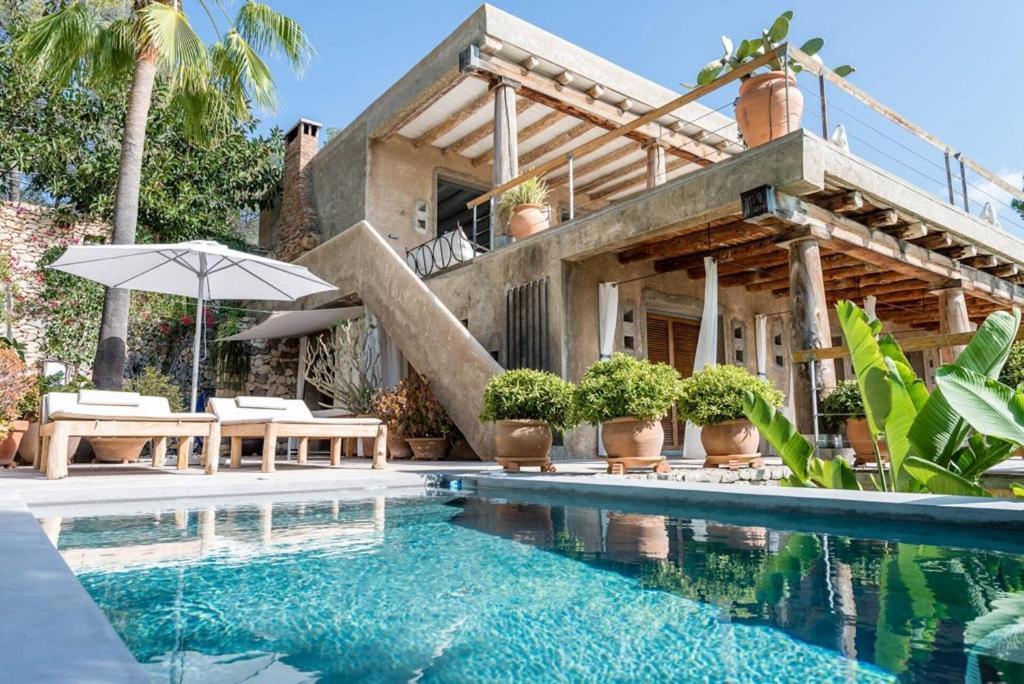Rent Your Luxury 6 Bedroom Villa Ibiza Villa 1081 Sant Josep De Sa Talaia Spain Booking Com