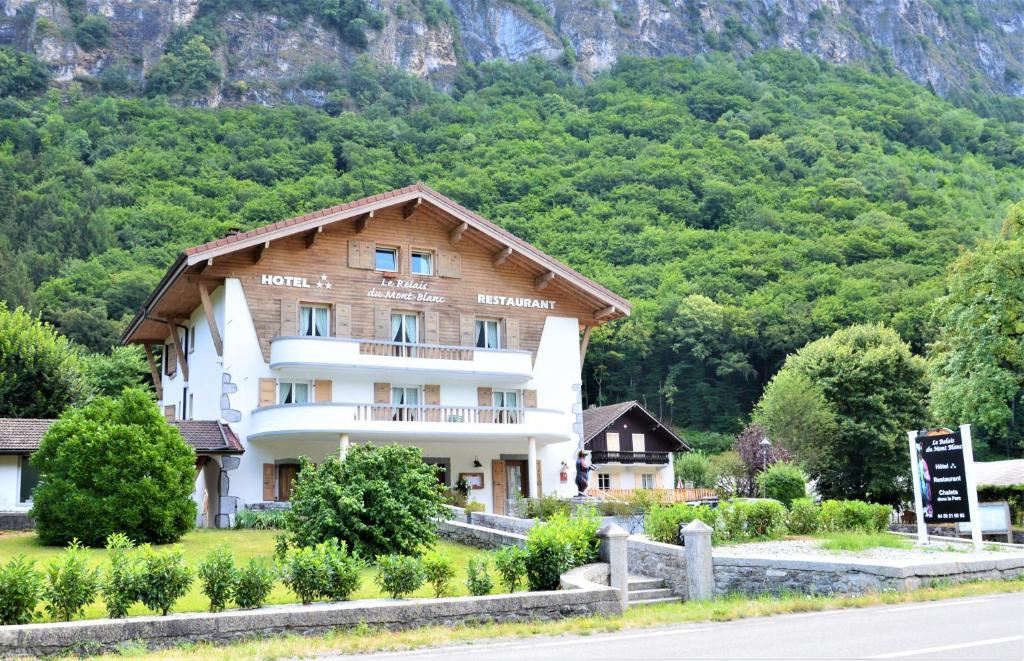 Le Relais Du Mont Blanc Magland, France