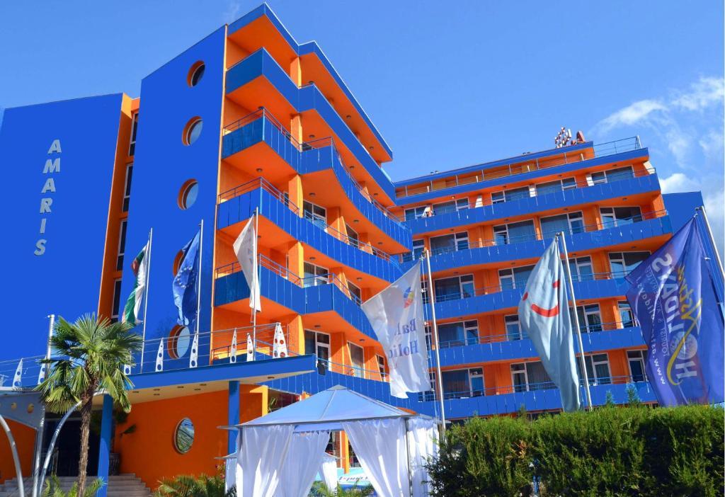 Amaris Hotel Sunny Beach, Bulgaria