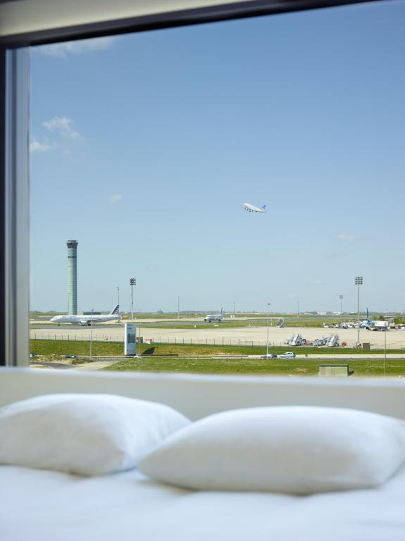 citizenM Paris Charles de Gaulle Airport