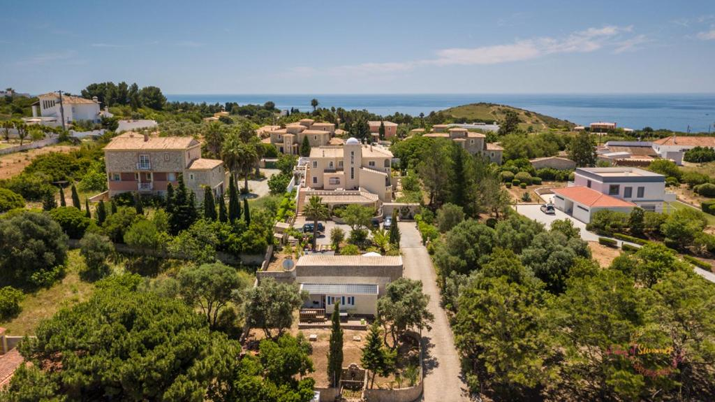 A bird's-eye view of Quinta da Liberdade