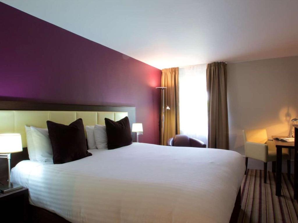 Hallmark Hotel Cambridge - Laterooms