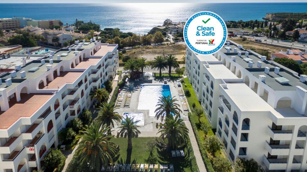 Een luchtfoto van Be Smart Terrace Algarve