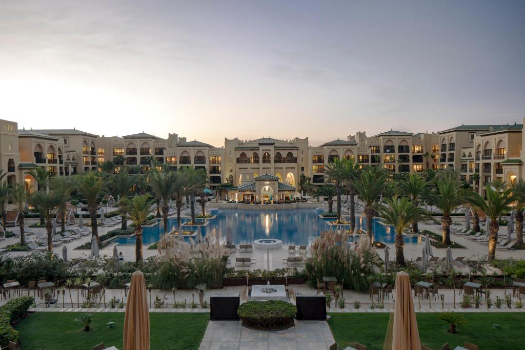A view of the pool at Mazagan Beach & Golf Resort or nearby