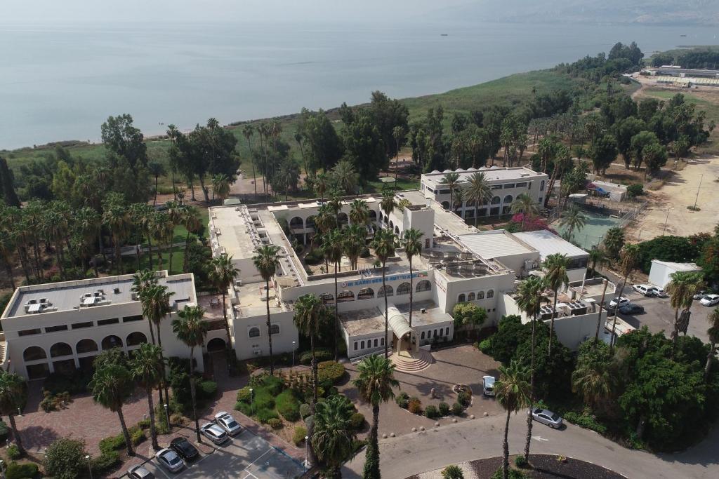 A bird's-eye view of HI - Karei Deshe Hostel