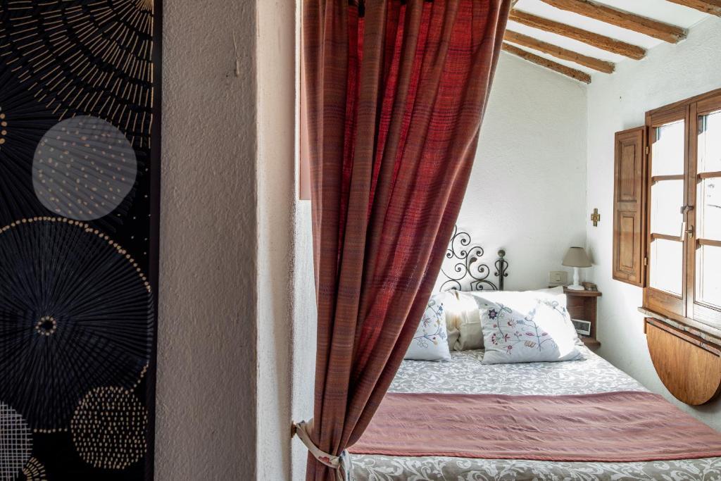 Letto o letti in una camera di Casa Marghera House Winery Bikes