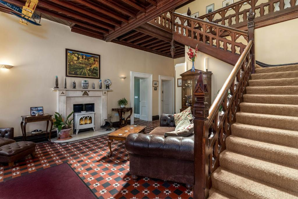Ffarm Country House - Laterooms