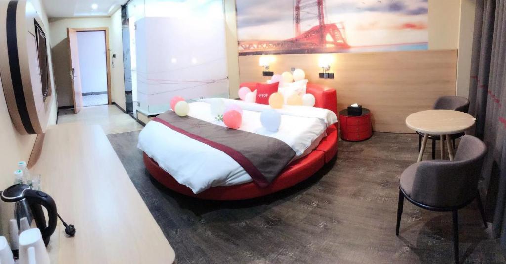 Thank Inn Plus Hotel Jiangxi Nanchang City Nanchang Nongmao West Road