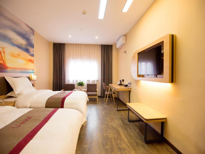 Thank Inn Chain Hotel Zhengzhou Xinzheng International Airport