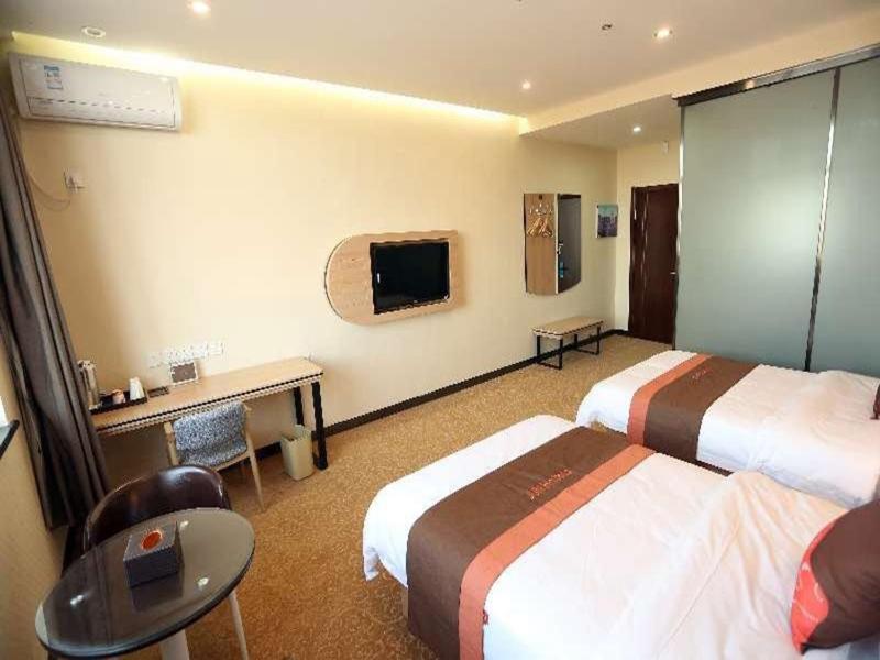 JUN Hotels Hebei Shijiazhuang Lingshou Zhongtian Commercial Building