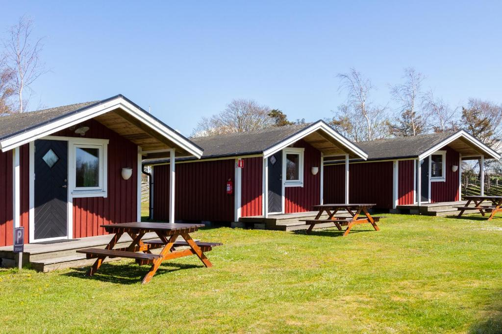 Rödlix Vandrarhem & Camping