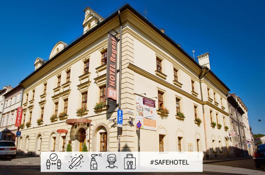 Hotel Regent Krakow, Poland