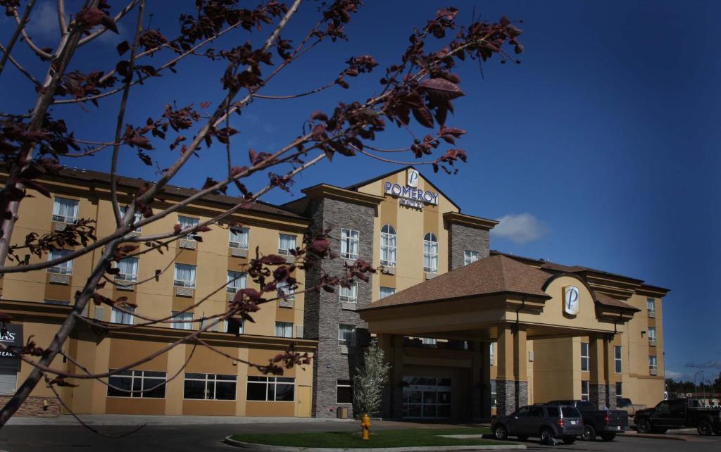 Pomeroy Hotel Fort St. John