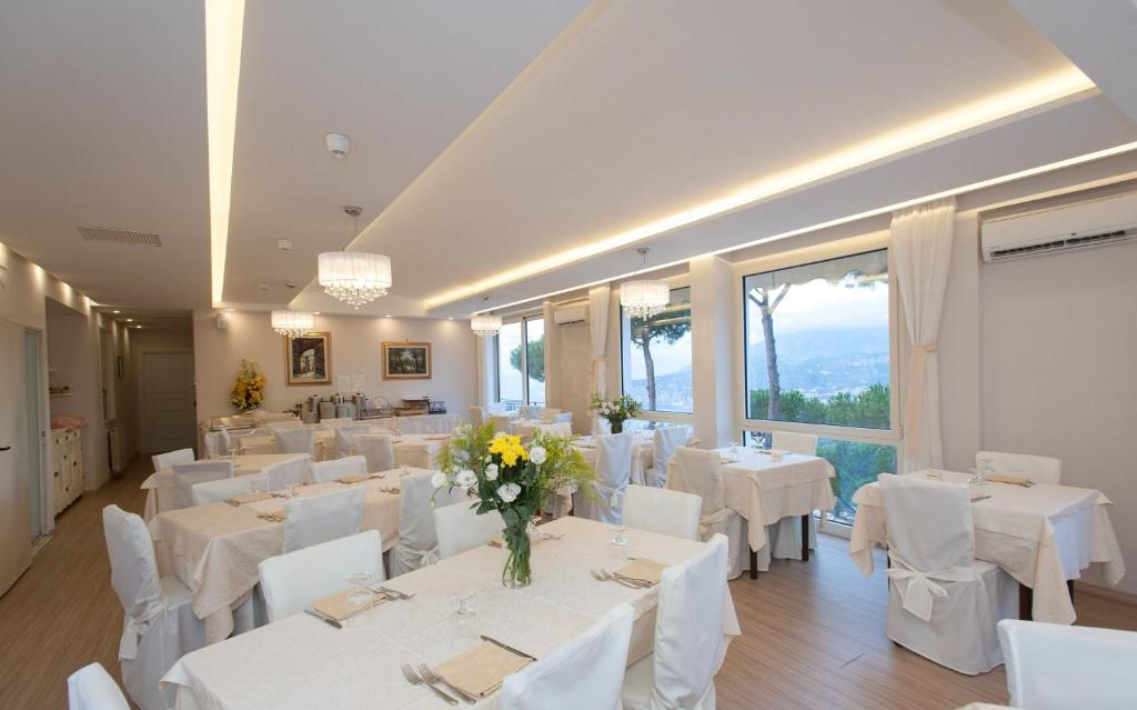 Ristorante o altro punto ristoro di Hotel Villa Fiorita