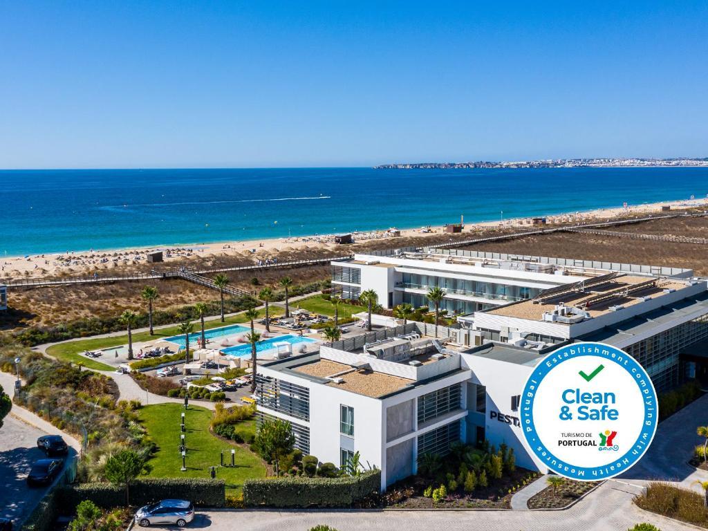 A bird's-eye view of Pestana Alvor South Beach Premium Suite Hotel