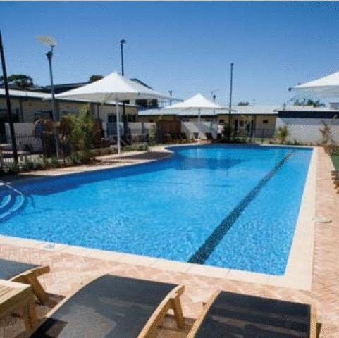 Broadwater Mariner Resort - Laterooms