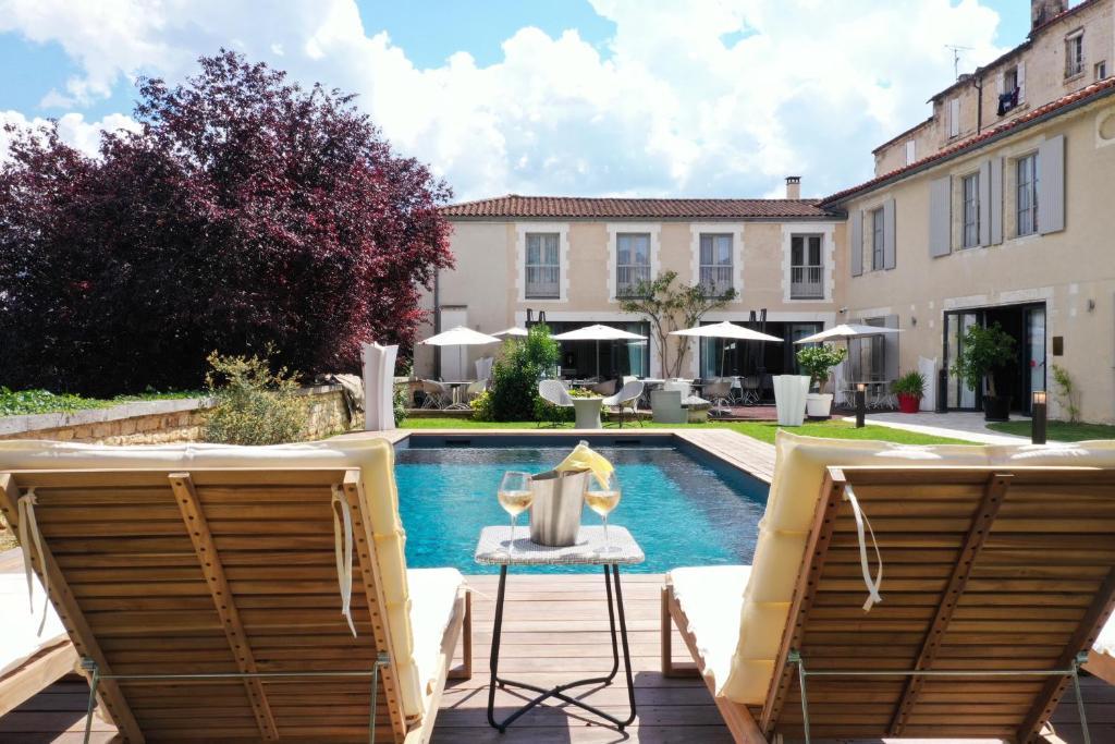 Hotel Le Saint Gelais Angouleme, France