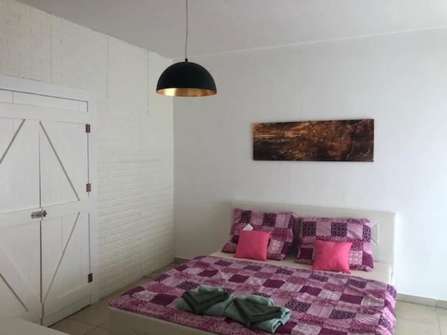 Posteľ alebo postele v izbe v ubytovaní Apartmán Prievidza - Bojnice