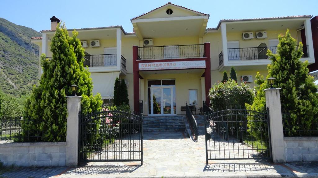 Hotel Kastro Servia, Greece