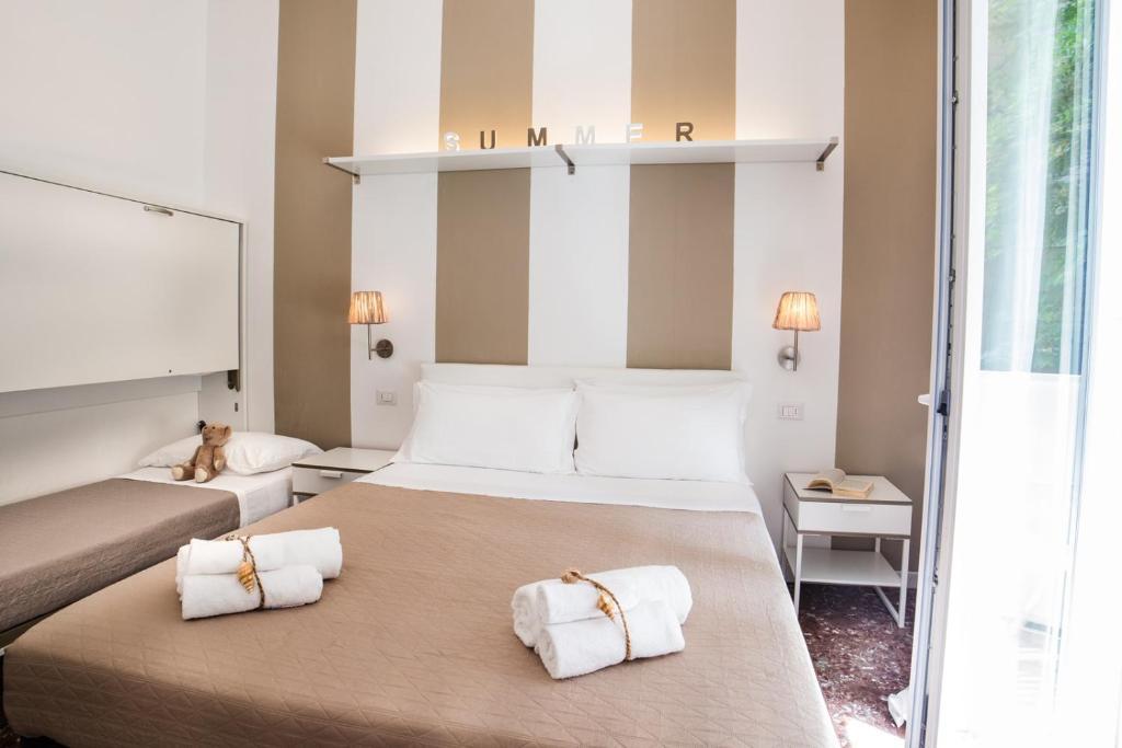 Hotel De La Ville - Laterooms
