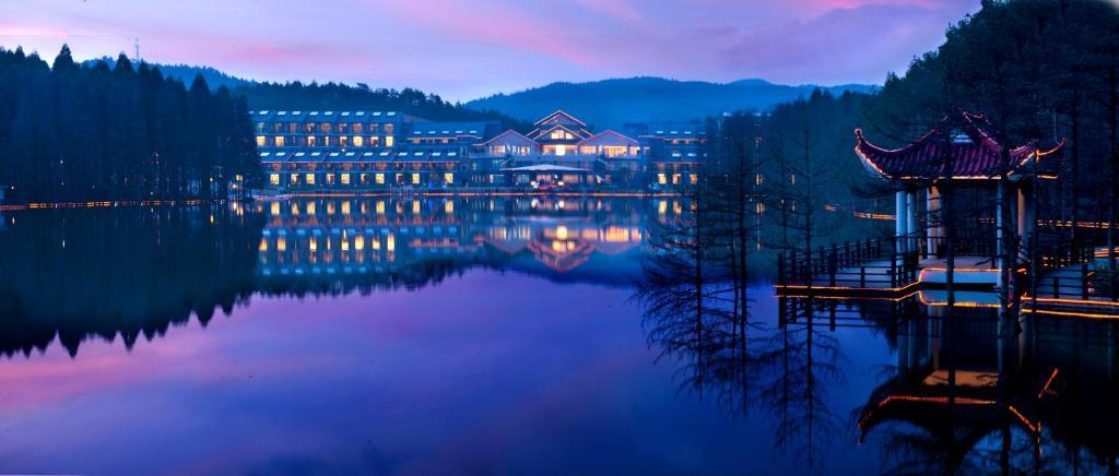 Mengyue Mountain Mengyue Resort