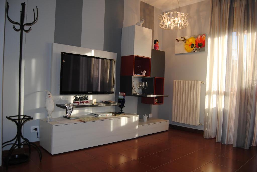 TV o dispositivi per l'intrattenimento presso Casa Cenerentola