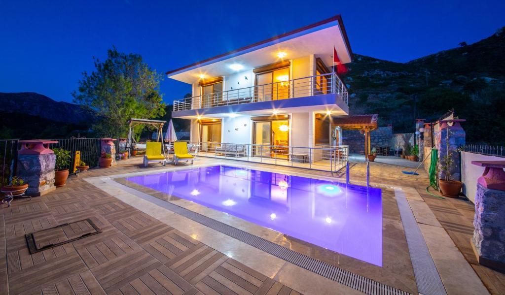 Bademli Villa Sogut Marmaris Daily Weekly Rentals