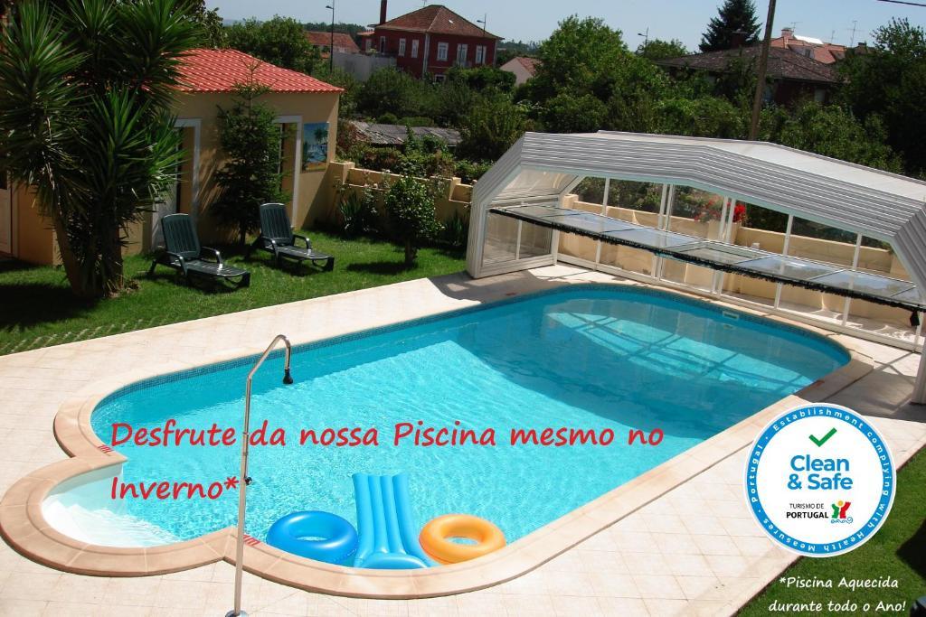 Hotel Rural Solar Das Freiras Figueiro dos Vinhos, Portugal