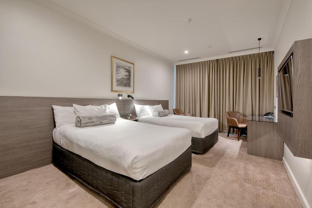 Duxton Hotel - Laterooms