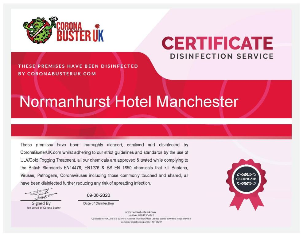 Normanhurst Hotel - Laterooms
