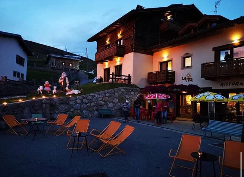 Hotel La Tea Livigno, Italy