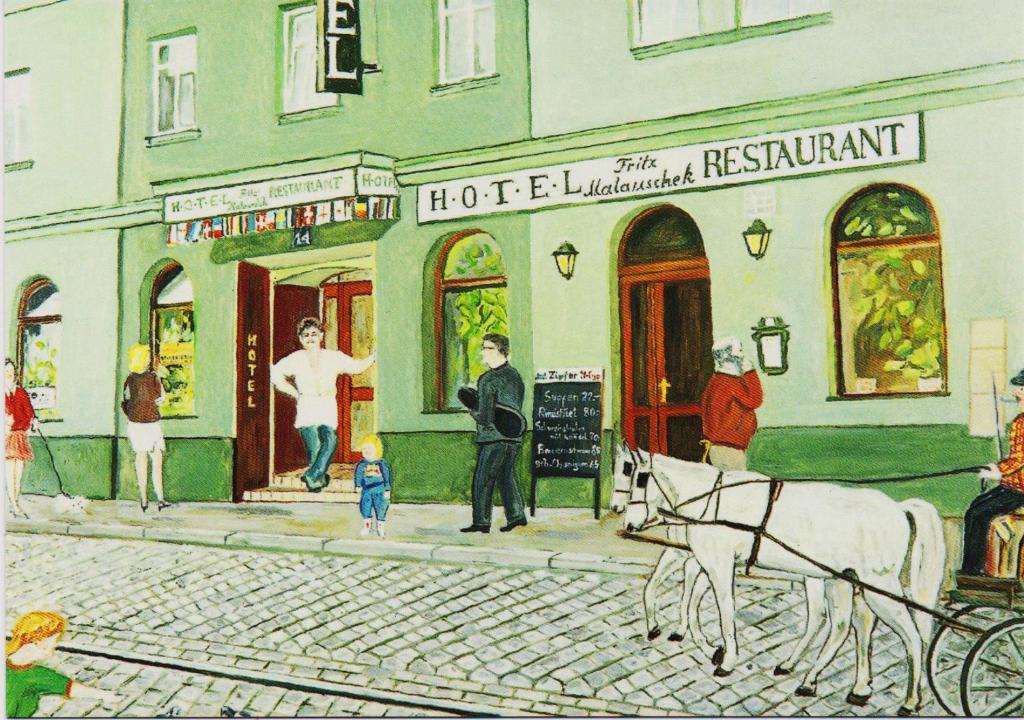 Hotel-Restaurant Fritz Matauschek Vienna, Austria
