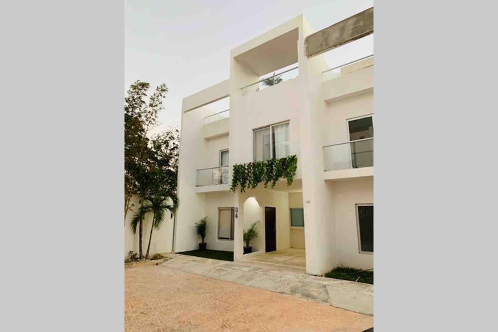 La Casa de Luisa, a un paso del hermoso mar de Cozumel