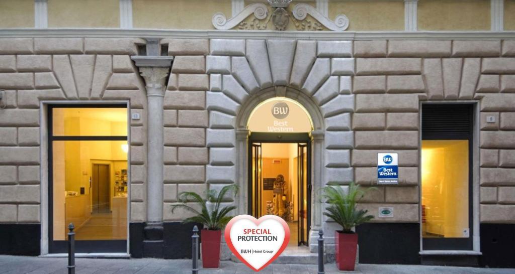 Best Western Porto Antico Genoa, Italy