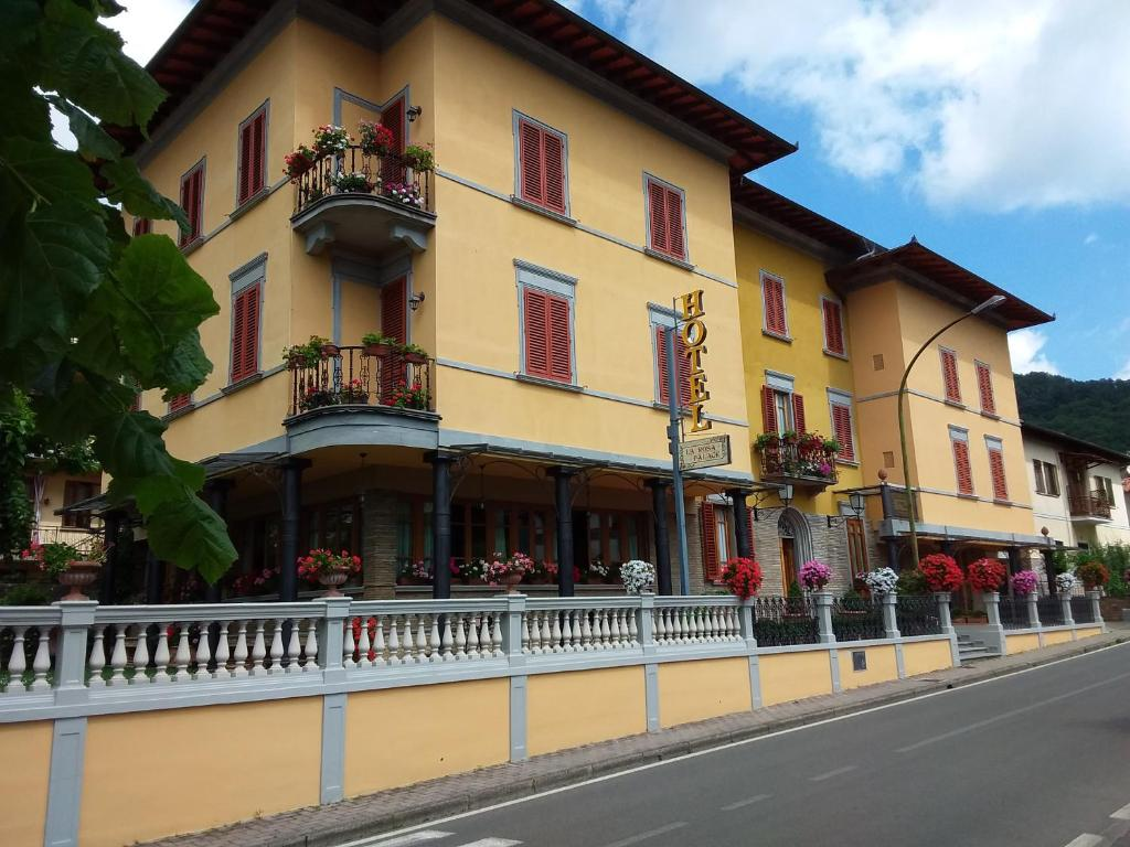 Hotel La Rosa Ronta, Italy