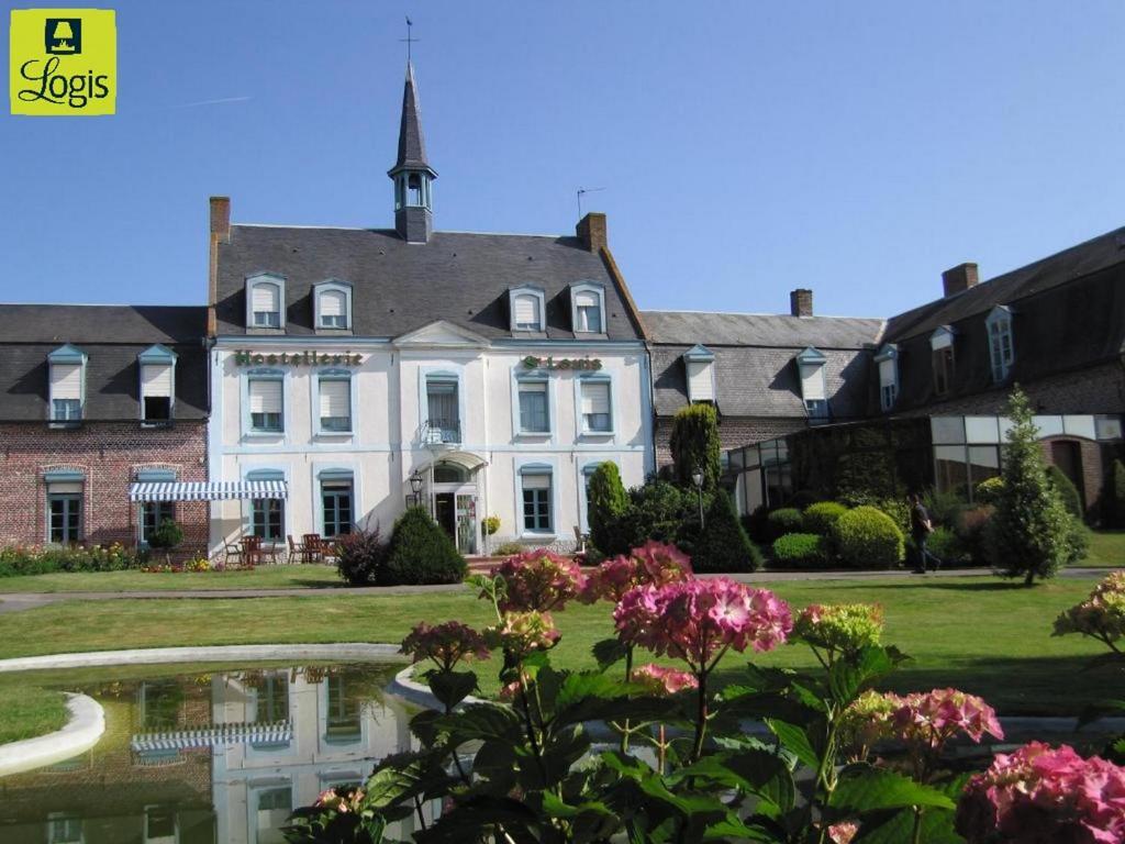 Hostellerie Saint Louis Bollezeele, France