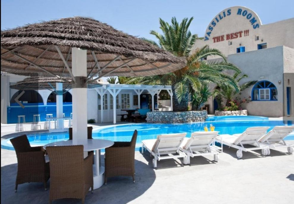 The swimming pool at or near The Best