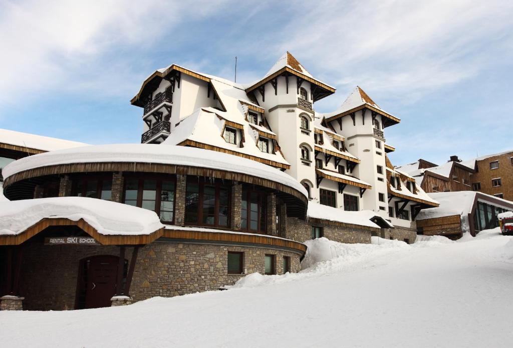 Kış mevsiminde Termag Hotel Jahorina