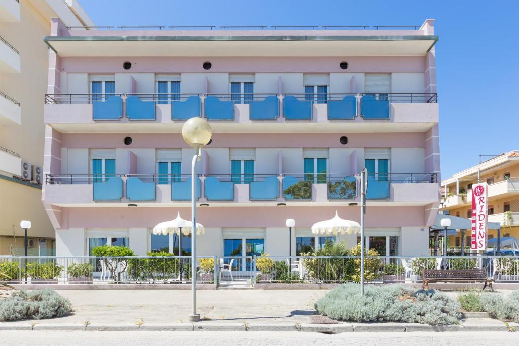 Hotel Ridens Rimini, Italy