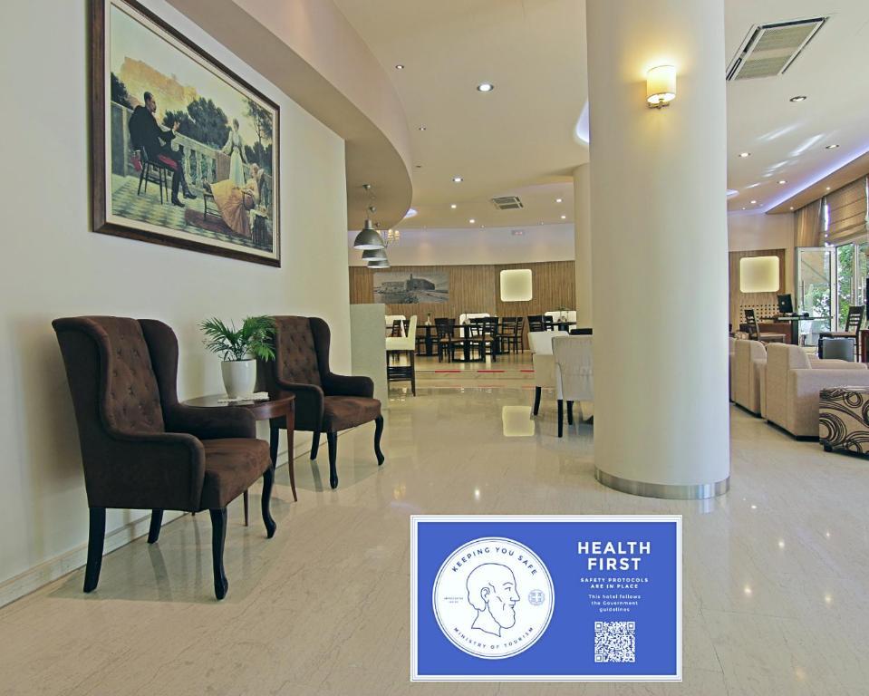 Athinaiko Hotel Heraklio Town, Greece