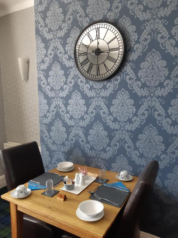 The Bluebell Guest House in Bridlington, East Riding of Yorkshire, England
